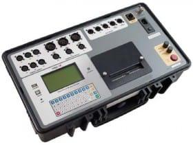 Medidor de tiempos de operación de interruptores Amperis CBT-7000