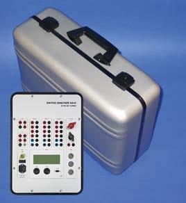 Analizador de interruptores SA10