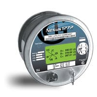 High performance utility billing meters NEXUS 1272