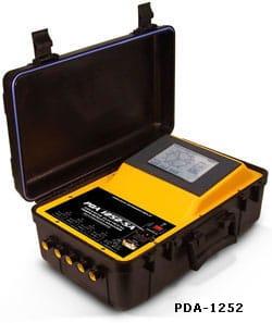 Analizador de redes eléctricas PDA-1252