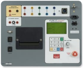 Analizador de transformadores AEZCT-2000B