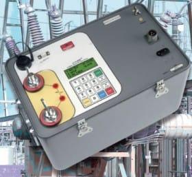 Microhmetros de resitencias bajas ATO-600