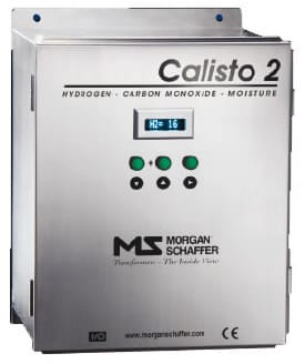 Monitorización de transformadores Calisto 2