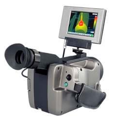 Caméra thermographique IRDL700E
