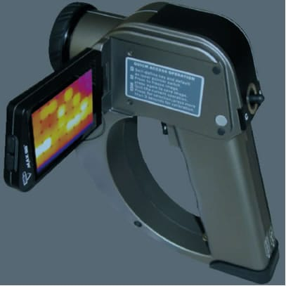 Thermographic infrared camera IRTEi