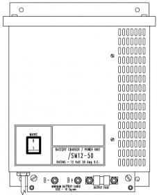 Cargador de baterías ASM12-50