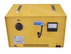 Multivoltage battery charger AMVM