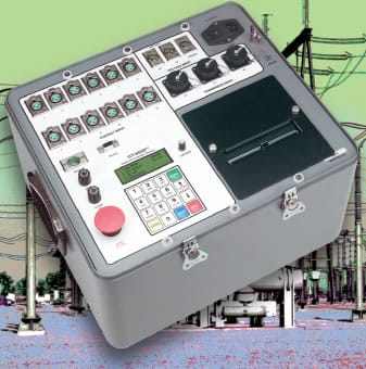 Teste de interruptores CBT 6500