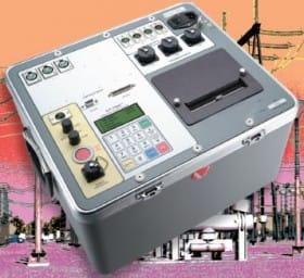 Teste de interruptores CBT 7500