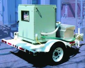 Deshidratador de transformadores en servicio Amperis DryMAX®