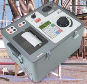 Equipo de prueba de Transformadores AEZCT