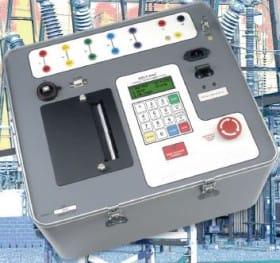 Equipo de teste de transformadores AEZCT 2000A