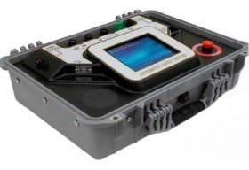 Medidor automático de relación de transformación TTR-3D Series