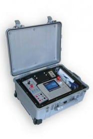 Medidor automático de resistencia CC en bobinados AWRT-10A