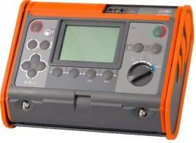 Medidor de Impedancias de Bucle de Cortocircuito AMZC-306