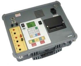 Medidor de resistencia de bobinados y conmutador en carga QLTCA-10