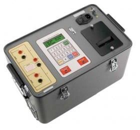 Medidor de resistencias de bobinados QRM-10P