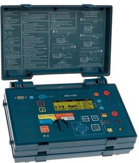 Compteur de courte boucle d'impédance AMZC-310s