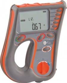 Medidor de Impedancias de Bucle de Cortocircuito AMZC-305