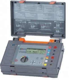 Impédancemètre à boucle de court-circuit pour courant fort AMZC-310S