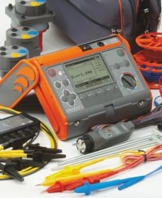 Multifunction meters for electrical installations