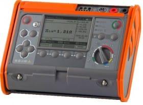 Medidor Multifunción de Instalaciones Eléctricas AMPI-525