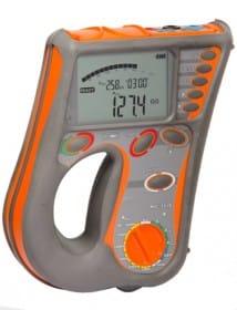 Medidor de resistencia de aislamiento Amic-2510