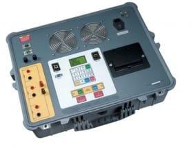 Medidor de Resistencia de Bobinados y Analizador de Conmutador bajo Carga QLTCA-