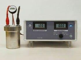 Instrumento para mediação de resistividade elétrica nas amostras de óleo  VZ220