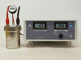 Loss tangent meter in dielectric oil TAND220A