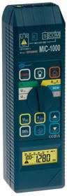 Compteur / isolation testeur MIC-1000