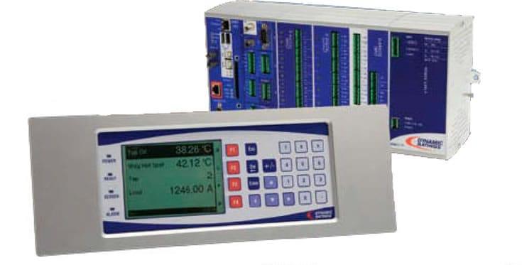 Equipo Monitor de Transformadores DR-E3 - Serie E