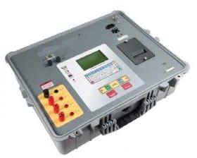 Transformer winding resistance meters