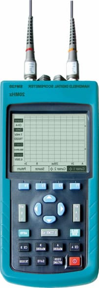 Oscilloscope WaveRider 100