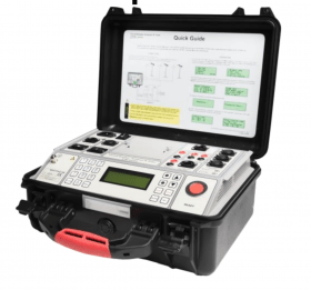 Amperis breaker analyzer