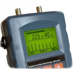 Medidor de descargas parciais PXDP II