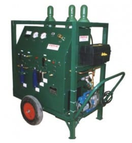 Unidade de recuperação de gás SF6 AGRU-7