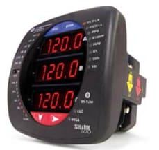 Multifunction power and energy meter SHARK 100