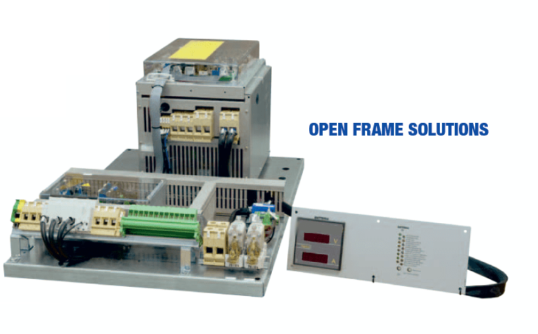 Open frame solutions