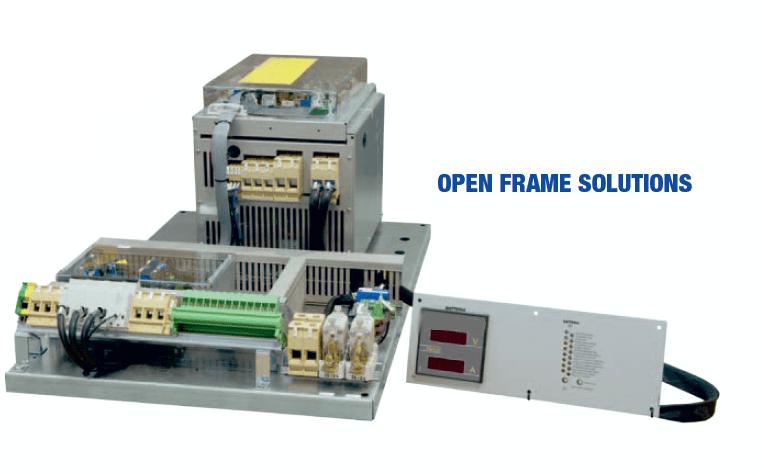 Soluciones abiertas Cargador / rectificador de Baterías ASBR-III