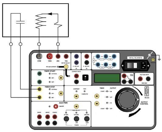 Conexiones Equipo de inyección secundaria ARFD 200