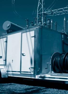 Desgasificador de Aceite AEHV Amperis en transporte