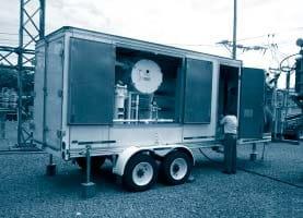 Desgasificador de Aceite AEHV transporte