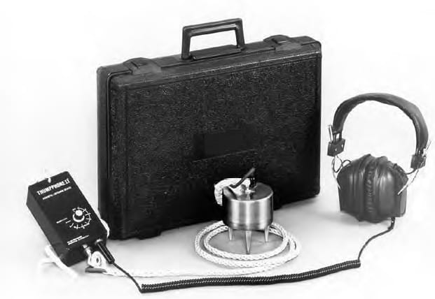 Detector acústico de estado sólido Noisephone II