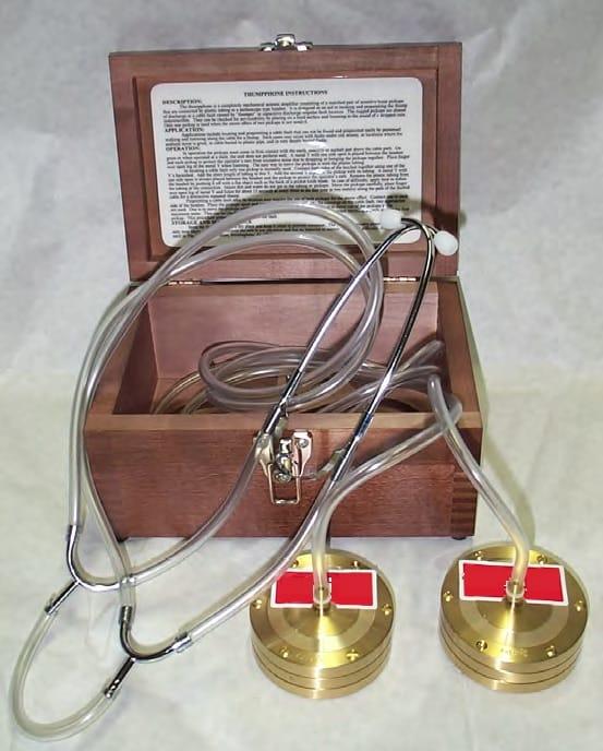 Detector acústico mecánico Noisephone I