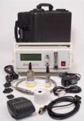 Kit Transdox completo opcional - Transdox 3100C Analizador de gas SF6