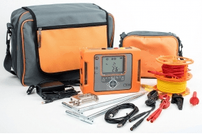 Complete equipment for resistivity measurement