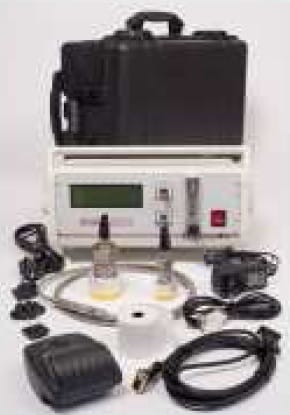 Optional Transdox Sampling Kit - Transdox 3100C SF6 multigas analyser