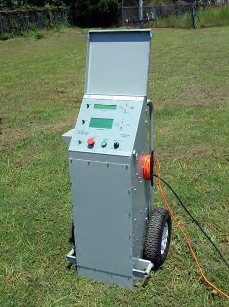 Portable VLF Testing Series AXV