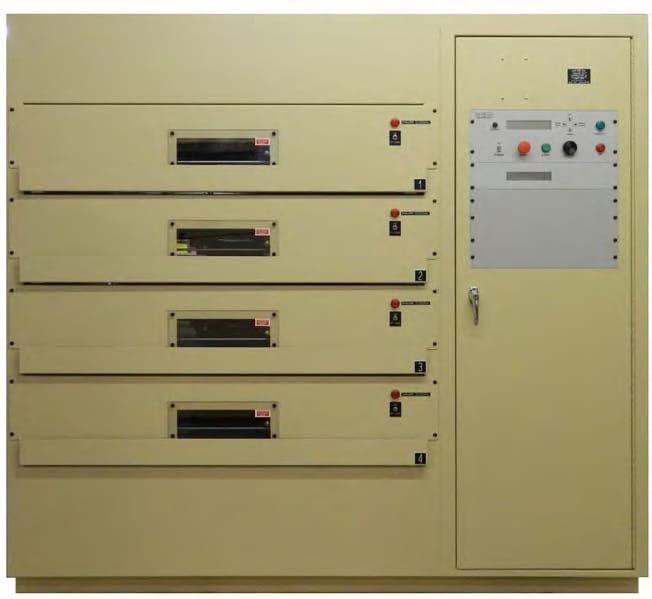 Probador de mantas ATSM SP - Automático